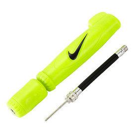 新莊新太陽 NIKE DUAL ACTION NSA05710NS 簡易式 運動用 球類 打氣筒 螢光綠 特330