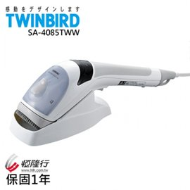 TWINBIRD 手持式離子蒸氣熨斗 SA~4085TWW