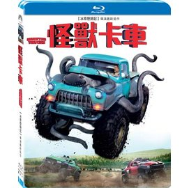 BD藍光:怪獸卡車 (Atmos)(Blu-ray)Monster Trucks