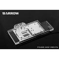 BARROW華碩ROG STRIX GTX1080/1070/1060顯卡冷頭BS-ASS1080-PA(RGB)