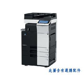 Konica Minolta BH-364E數碼多功能黑白 影印機 四功四卡
