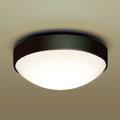 【藝光燈飾】國際牌Panasonic✩HH-LA1028K09 LED11.3W防水吸頂燈黑色2700K黃光✩戶外 衛浴 陽台