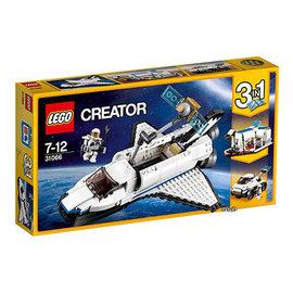【 JOYBUS 】LEGO 樂高 Creator 創意大師 - LT31066 太空梭探險家