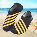 【ALicE】(預購Y1538=Y1428-3 線條水陸兩用速乾防滑鞋-黃