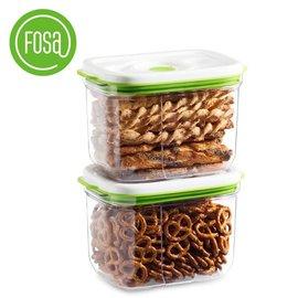 FOSA真空儲存罐(2罐 方形) 22300