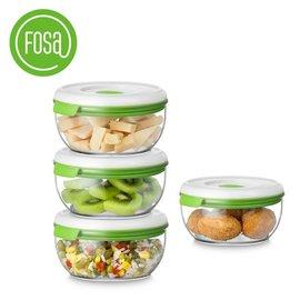 FOSA真空儲存罐(4罐 圓形) D40600