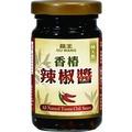 菇王 天然香椿辣椒醬(240g/罐)