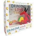 Dragons Love Tacos Book and Toy Set  別給火龍辣莎莎醬!(禮物組)(外文書)(精裝)