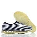 【Dr. aiR】 百變炫彩3D氣墊休閒鞋-時尚斑馬(HMR-026-310)