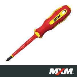 MXM專業手工具  電工絕緣  十字 #2x100mm