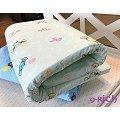 9-Rich 天然乳膠嬰兒床墊(兩色可選)一入
