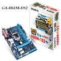 【程佳】技嘉 GA-H61M-DS2 Intel®H61 (Rev5.0) 晶片組 LGA1155插槽處理器 主機板 (含稅)