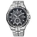 ◆CITIZEN◆ 星辰  ✳new✳ 鈦金屬電波計時腕錶  AT9096-57E