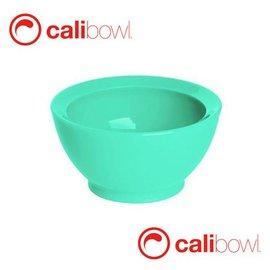 ★ 衛立兒生活館★ 美國 Calibowl 專利幼兒學習碗8oz(單入無蓋)-藍綠