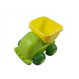 【紫貝殼】『MB17-7』日本 Toyroyal 樂雅 Flex系列 沙灘戲水玩具 - 沙灘車2160 (蘋果綠)