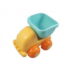 【紫貝殼】『MB17-6』日本 Toyroyal 樂雅 Flex系列 沙灘戲水玩具 - 沙灘車2160 (薄荷藍)