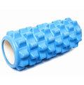 瑜伽柱 空心狼牙棒 泡沫軸 健身滾軸 深度按摩棍 肌肉放鬆滾筒(免運費)