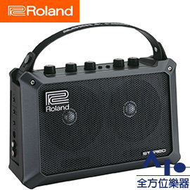 ~全方位樂器~ROLAND Battery~Powered Stereo Amplifier立體聲電池音箱 MOBILE CUBE