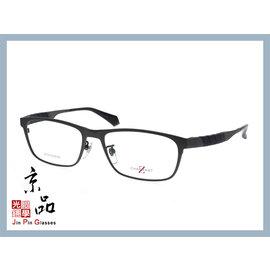 【CHARMANT】夏蒙CHARMANT Z系列 ZT22308 GR 深灰色/ 黑色 日本鈦金屬鏡框 JPG 京品眼鏡