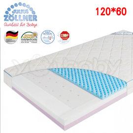 德國 Julius Zoellner Dr.Lubbe Air Premium 嬰兒床墊120x60cm -送 澳洲NVEY嬰兒沐浴乳250ml