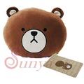 DD DF008湯姆熊造型兩用被(卡通造型/可愛造型/湯姆熊/造型/被子/兩用/禮品/禮贈品/台中禮品)