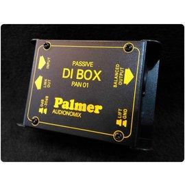 ♪♪學友樂器音響♪♪ Palmer PAN 01 被動式 DI Direct Box 原廠公司貨