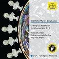 貝多芬第三號與第四號交響曲(2LP) Beethoven Symphonies Nos .3 + 4 (2LP) 波蘭室內愛樂管絃樂團 Polish Chamber Philharmonic Orchestra