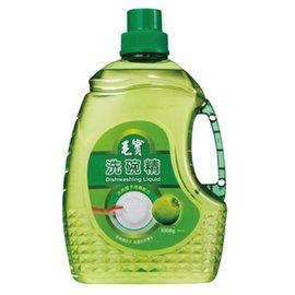 大買家 毛寶洗碗精椰子油 3000g 瓶