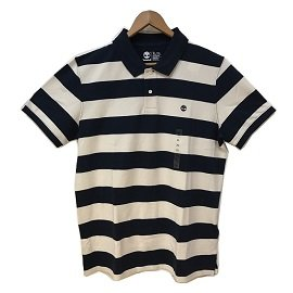 Timberland 經典條紋POLO衫 ~ 美國攜回