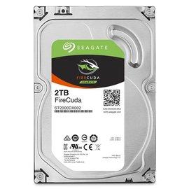 [酷購Cutego] Seagate FireCuda 2TB +8G SSD 3.5吋混合碟 ST2000DX002, 免運, 3期0利率