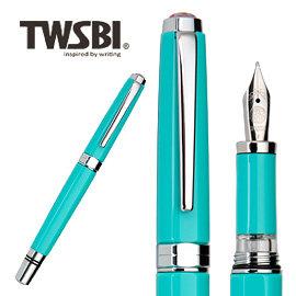 鋼筆  三文堂 TWSBI Classic  藍青  M