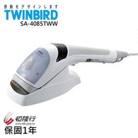 ◤特A級 品•數量有限◢  TWINBIRD 手持式離子蒸氣熨斗 SA~4085TWW