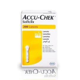 羅氏ACCU-CHEK 舒柔採血針SOFTCLIX 200支入(羅氏血糖機專用)專品藥局【2002592】