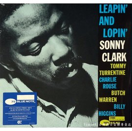 ~~Blue Note~Sonny Clark:Leapin' And Lopin'桑尼.
