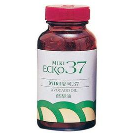 松柏 日本MIKII愛可37 酪梨油 100粒/瓶