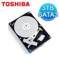 Toshiba 東芝 3TB 3.5吋 內接硬碟 (DT01ACA300)