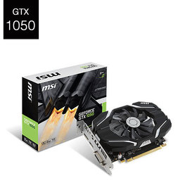 MSI 微星 GeForce GTX 1050 2G OC 顯示卡