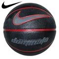 NIKE Dominate籃球(黑紅)