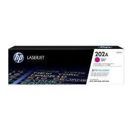 HP 202A LaserJet 原廠洋紅色碳粉匣CF503A For M254dw/M281fdw