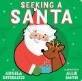 Seeking a Santa  尋找聖誕老公公(厚頁書)(外文書)