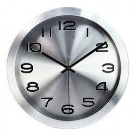 KINYO 金葉 CL-161 高質感金屬掛鐘 12吋 時鐘 /  個