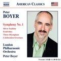 【NAXOS】Peter Boyer彼得.波伊:第一號交響曲(Peter Boyer波伊,倫敦愛樂管弦樂團)
