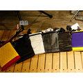 【HANCHOR 台灣】SURFACE MINI 輕量化斜背包-黑色 護照包 旅行隨身袋 (OD05)
