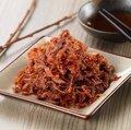 【所長茶葉蛋】紅麴素肉條(100g/可常溫保存)