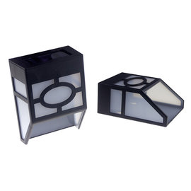 光控  太陽能復古壁燈 歐式太陽能籬笆燈 室外燈 門燈 籬笆燈 六角壁燈 景觀燈 庭園燈 裝飾燈 壁燈
