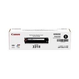 CANON CRG-331BK II 原廠黑色碳粉匣可印2400張