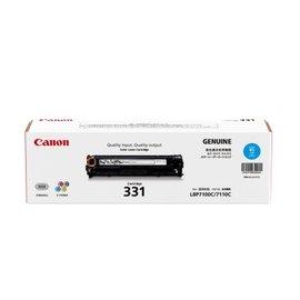 CANON CRG-331C 原廠藍色碳粉匣可印1400張