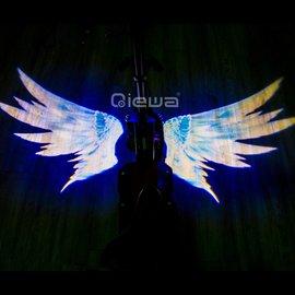高彩度USB翅膀燈