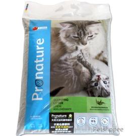 【毛尾巴】加拿大創鮮Pronature絲蘭抗菌貓砂(尤加利味)12kg