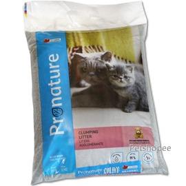 【毛尾巴】加拿大創鮮Pronature絲蘭抗菌貓砂(爽身粉味)12kg